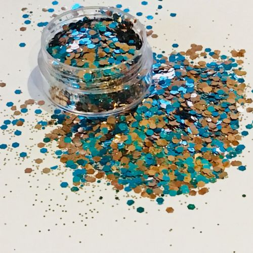 HAWAII BEACH GLITTER POT - 10g